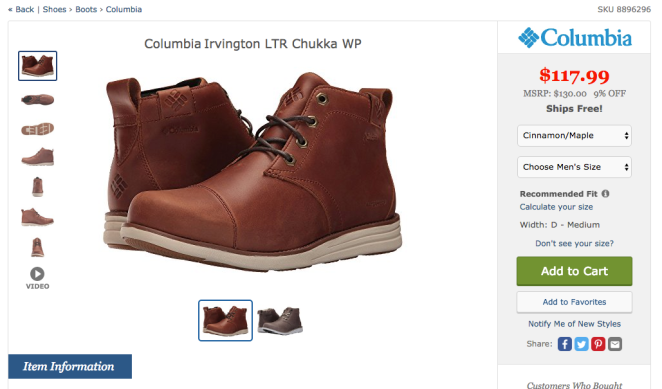 Columbia Irvington LTR Chukka WP | lookingjoligood.blog