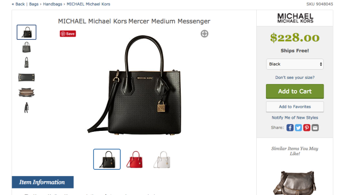 Michael Kors handbag | lookingjoligood.blog