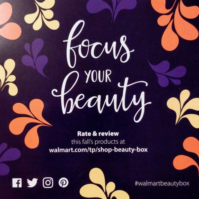 Walmart beauty box classic | lookingjoligood.blog