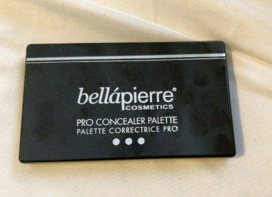 bellapierre concealer palette Boxycharm December 2017 | lookingjoligood.blog
