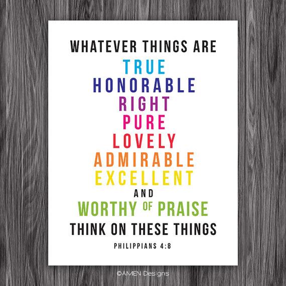 Philippians 4:8 | lookingjoligood.blog