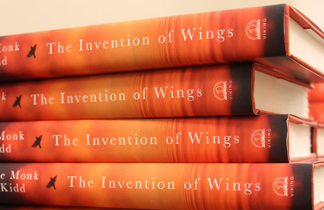 The Invention of Wings Sue Monk Kidd | lookingjoligood.blog