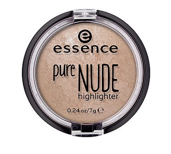 ESSENCE Pure Nude Highlighter in Be My Highlight 01 $4.50 | lookingjoligood.blog