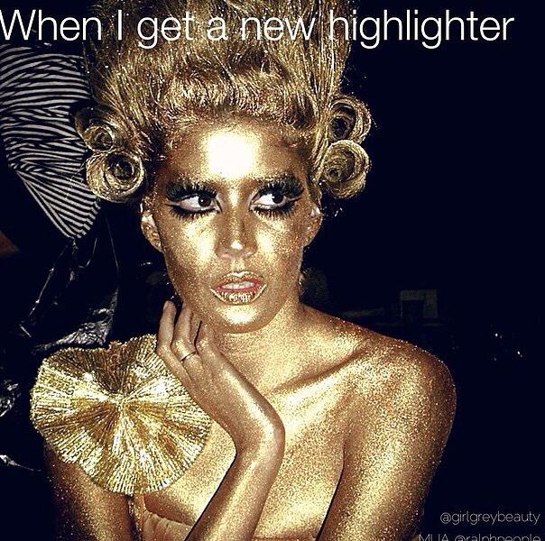 highlighter | lookingjoligood.blog