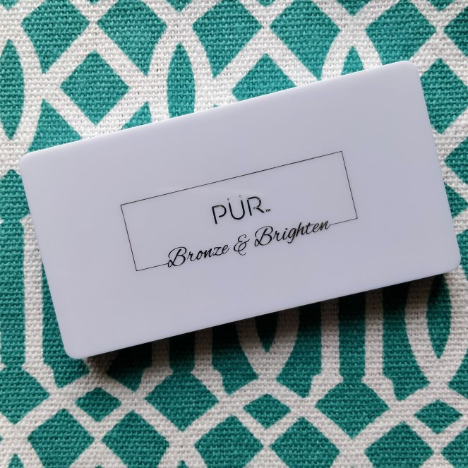 Pur Bronze and Brighten | lookingjoligood.blog