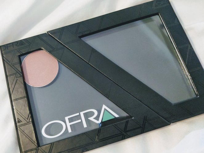Ofra pop-up palette and blush refill boxycharm february 2018 | lookingjoligood.blog