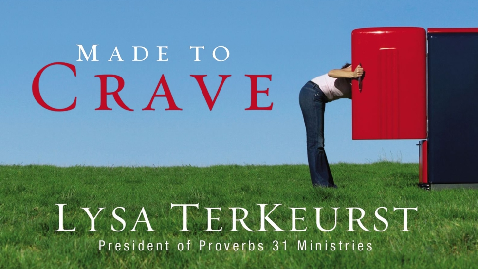 ade to crave Lysa Terkeurst | lookingjoligood.blog