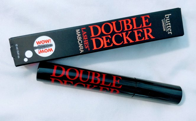 Butter london double decker mascara boxy charm | lookingjoligood.blog