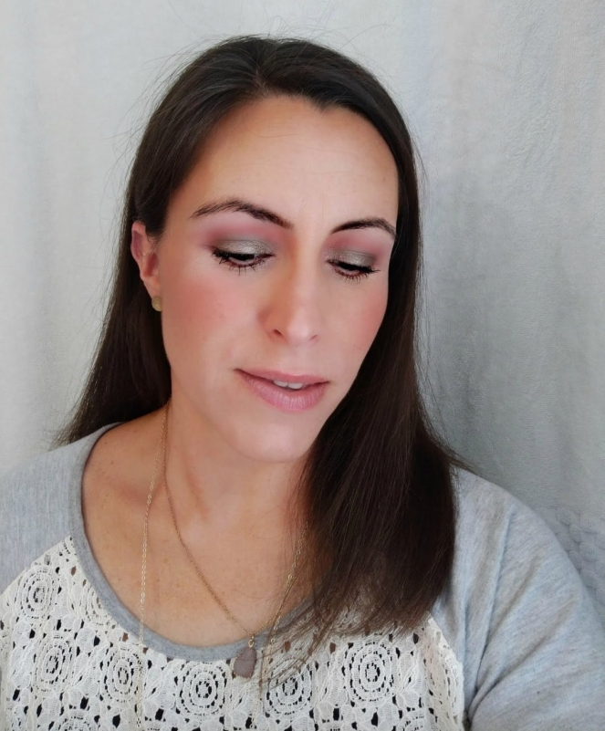 face of hte day using the lorac mega pro 4 | lookingjoligood.blog