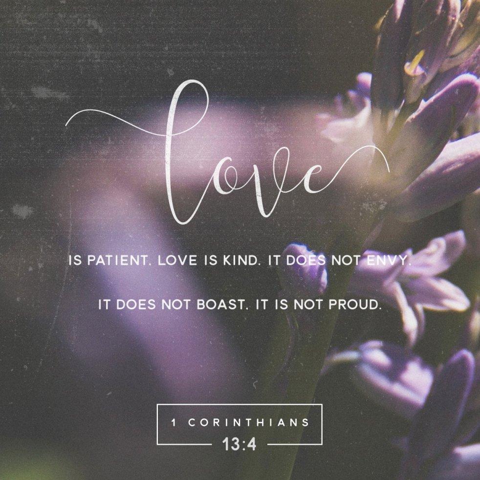 1 Corinthians 13:1-8 | lookingjoligood.blog