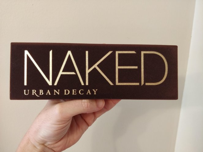 the original Naked palette | lookingjoligood.blog