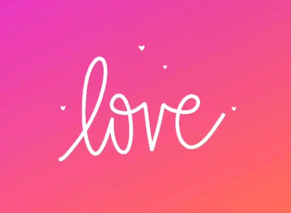 LOVE is all you need, ALL you need is LOVE | lookingjoligood.blog
