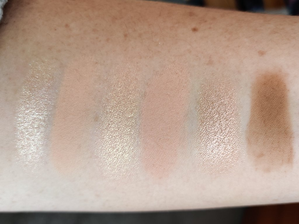 The Nudes by Juvia's palette | lookingjoligood.blog