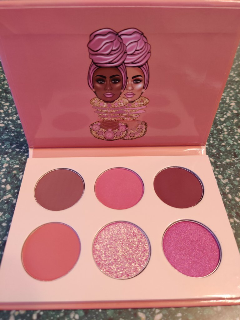 the Mauves by Juvia's palette | lookingjoligood.blog