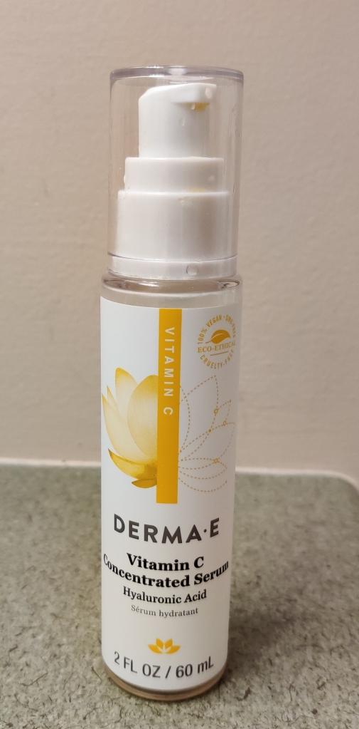 Derma-E Vitamin C | lookingjoligood.blog