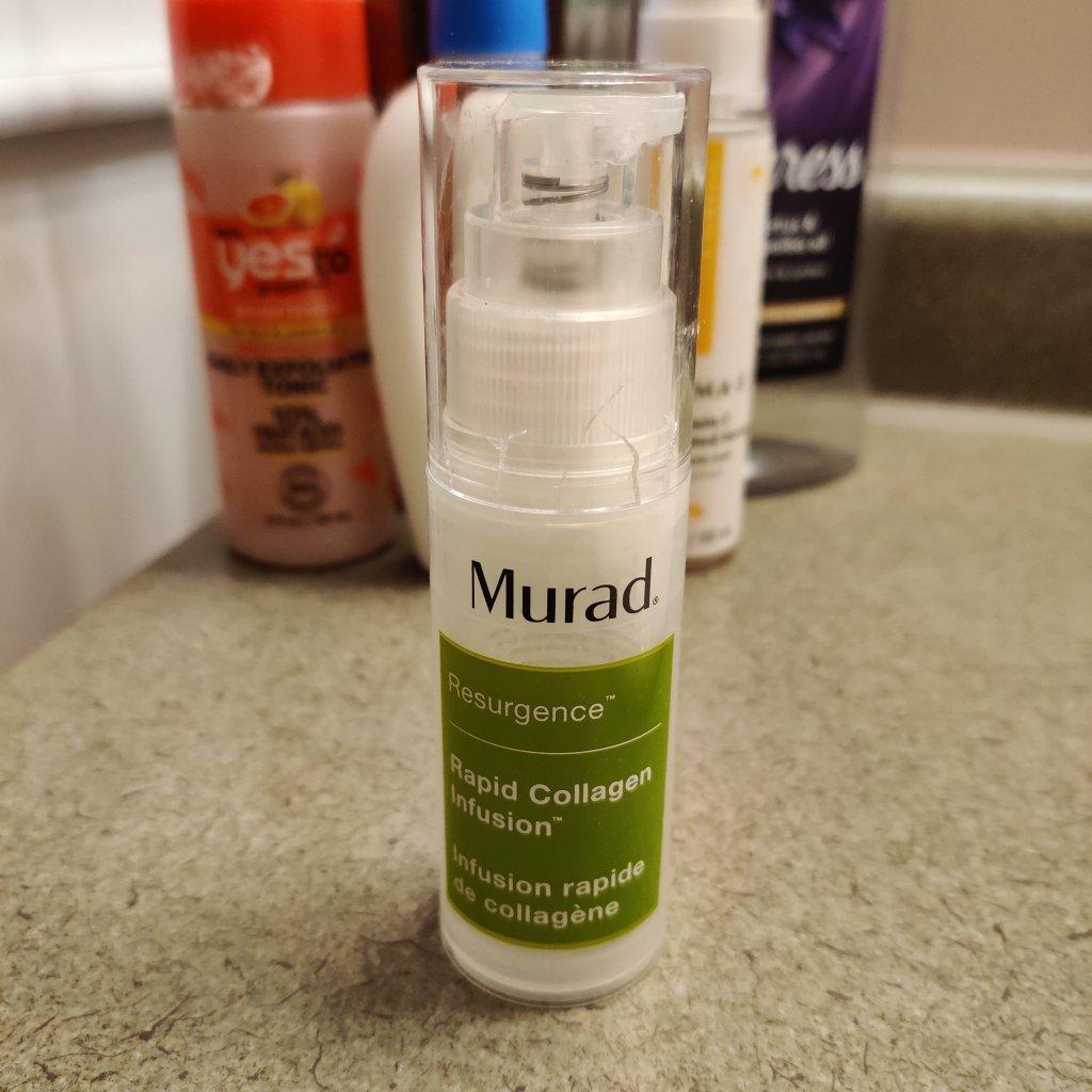 Murad Resurgence | lookingjoligood.blog