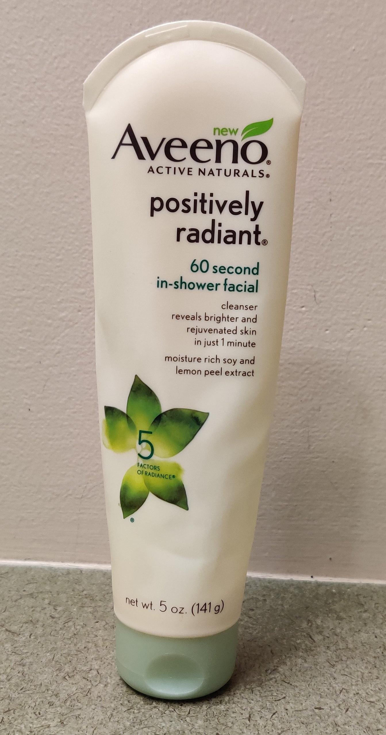 Aveeno positively radiant | lookingjoligood.blog